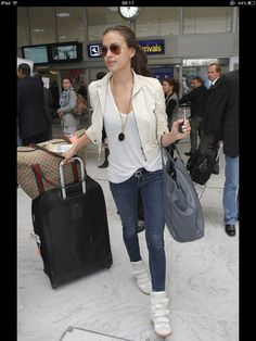 Great airport outfit