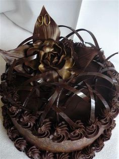 Chocolate Lovers, Creative Cakes, Dessert Recipes, Food And Drink, Paradise, Weddings, Cakes, Petit Fours, Syrup