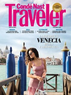 The #Conde Nast Traveler Spain is the most trusted independent travel guide in the market.