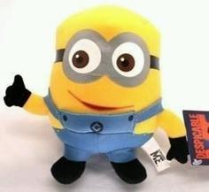 I love the minions I can't help it!