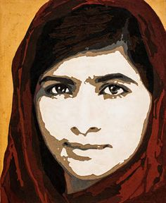 MALALA YOUSAFZAI PAKISTAN (1997 -) She is the youngest Nobel Peace Prize laureate in history, at only 16 years old in 2013. At 11 years, she started an anonymous blog expressing her preoccupation about the Taliban's increasing control of her native Swat valley, where they prevented girls from going to school. Her popular activism brought a death warrant against her that ended in an attempt on her life.  She was severely wounded but miraculously survived only to return to activism with…