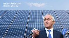 http://www.solarquotes.com.au/blog/election-renewables-news-roundup-week-2/ Used to being marginalised during election campaigns, the renewables sector hasn't exactly sprung to the centre of attention during the latest most important election since the last one. However there are signs that the two major parties are taking notice of the Australian electorate's overwhelming support for a strong renewable energy policy as we dip […]