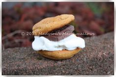 Sugar Cookie S'more - creative s'mores by Madyson's Marshmallows