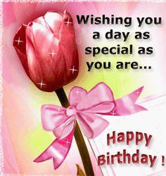 myspace birthday cards | Free Birthday Glitters - Birthday Glitter Graphics - Animated Birthday ...