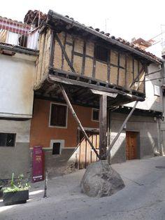 Casa de la Peña in Garganta la Olla