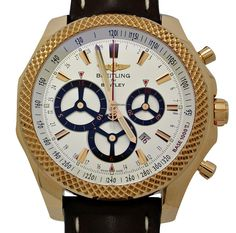 Breitling Bentley Barnato Racing lim. 500 pieces $25,944 #Breitling #watch #watches #chronograph
