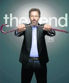 Okay, so I am a huge Hugh Laurie fan.  Love his comedy, tele series, and music.  House was, in fact, my all-time favorite series to date.