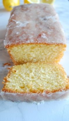 This moist Lemon Cake Recipe is fluffy, tangy and so easy to make from scratch! Every bite of this supremely moist pound cake is bursting with lemon flavor. If you like the Starbucks Lemon Loaf then you'll love this homemade lemon pound cake! Best Lemon Drizzle Cake, Lemon Loaf Cake, Pound Cake, Mary Berry Lemon Drizzle Cake, Lemon Cakes, Gluten Free Lemon Drizzle Cake, Lemon Syrup Cake, Orange Drizzle Cake, Vanilla Cake