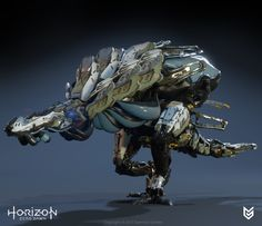 ArtStation - Horizon Zero Dawn - BellowBack, Lennart Franken
