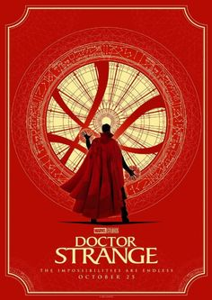 DOCTOR STRANGE is a 2016 American superhero film featuring the Marvel Comics character of the same name, Marvel Doctor Strange, Doctor Strange Poster, Doc Strange, Strange Art, Poster Marvel, Marvel Movie Posters, Movie Poster Art, Marvel Movies, Poster Series