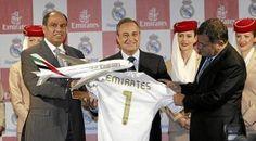 Real Madrid headed to Dubai