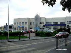A picture from Tomaszów Mazowiecki. Graniczna street