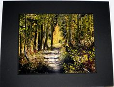 HOME or Office Decor The Pathway Beckons is the by PamsFabPhotos, $21.95; 15% discount applies with coupon!