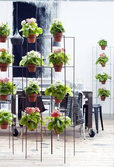 Macetas y maceteros originales para el hogar: terrazas, jardines, balcones. Para todos los gustos, espacios y plantas. Ideas para jardines