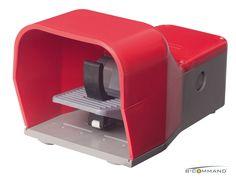 B-COMMAND Fussschalter Kunststoff Sicherheitshebel B-COMMAND Plastic Foot Switches with safety lever