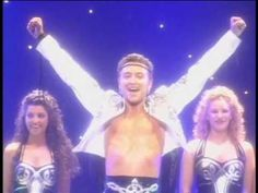 Michael Flatley - Lord of the dance finale - My brother (@Matthew Slaugenhaupt)  and I used to watch this in amazement when we were younger!