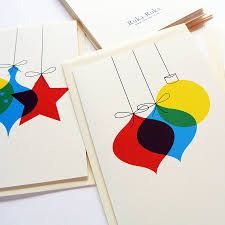 baubles cards