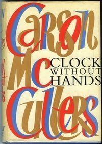 Image: A cover by Hans Tisdall for a Carson McCullers book (From the Museum and Study Collection at Central Saint Martins)