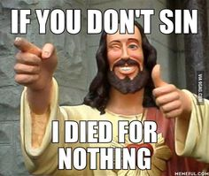 In light of it being Easter, keep in mind...