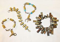 shell casing jewelry