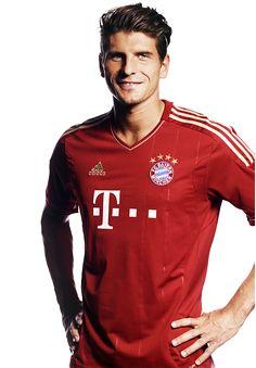 Mario Gomez - FCBayern