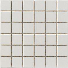 CC Porcelain Bone Mosaics 12x12