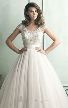 Allure 9100 Dress - MissesDressy.com Can't add to love list so make sure to ask for it if you go to the showroom
