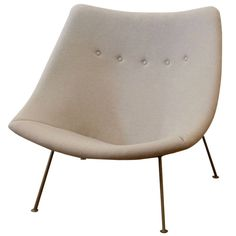 Oyster Chair by Pierre Paulin for Artifort ca.1960's