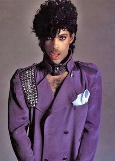 prince. Purple Rain..