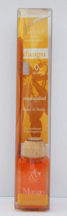 """Ambientador Ambientair 18 ml """"Mango"""""""