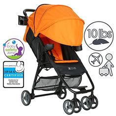 ZOE Umbrella XL1 Single Stroller is one of the best lightweight stroller 2017 and perfect for travel and big city tour. Its aluminum frame provides long-lasting stability while helping keep the stroller extremely lightweight. Its quick, compact and easy one hand fold make it perfect for airline travel and public transportation. Best Lightweight Stroller, Best Double Stroller, Single Stroller, Twin Strollers, Best Baby Strollers, Double Strollers, Toddler Stroller, Jogging Stroller, Best Travel Stroller