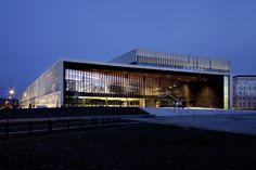 Galeria - Ópera de Linz / Terry Pawson Architects - 30