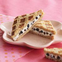 Polka-Dot Sandwiches