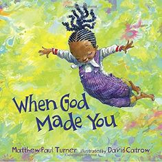 When God Made You by Matthew Paul Turner (A Book Review) | Here Wee Read