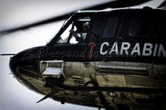 Agusta-Bell AB-412 HP Grifone Carabinieri CC11 MM81315