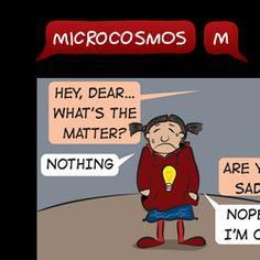 37/52 Sadness #MicrocosmosM #webcomic #comics #comicstrip #familyfriendly #sadness #sad #growingup #childhood #kids #child #crying #problems #funny #gettingold Friends Family, Family Guy, Sadness, Getting Old, Comic Strips, Growing Up, Children, Kids, Crying