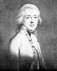 Prins Frederik ('Fritz') (Den Haag, 1774 – Padua, 1799) was de jongste zoon van stadhouder Willem V en jongere broer van de latere koning Willem I. Hij streed mee in de oorlogen tegen de Fransen. In 1798  raakte hij in Padua besmet met een kwaadaardige koorts en stierf in januari 1799 in de armen van zijn adjudant.