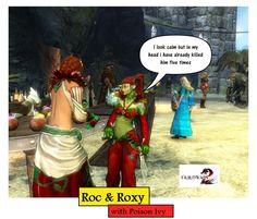 Guild Wars 2 Funny Cartoons