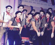 Pantomime,Group