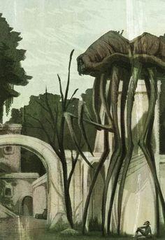 The Elder Scrolls III: Morrowind - Silt Strider