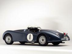 Jaguar XK120 Competition Roadster '1950–51