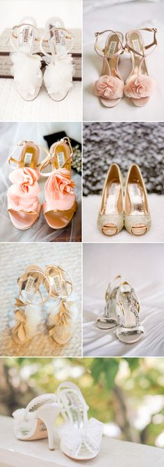 25 Most Wanted Classic Bridal Shoes - Badgley Mischka