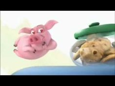 ▶ Ormie the Pig Wants A Cookie - YouTube I love this video clip.  Great for cause and effect.  For more pins like this visit: http://pinterest.com/kindkids/music-and-videos-charlottes-clips/