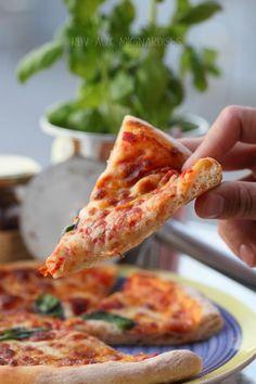 A la recherche de la meilleure pâte à pizza maison! Pâte et garniture!