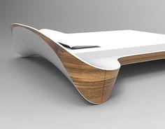 LAGOON bed