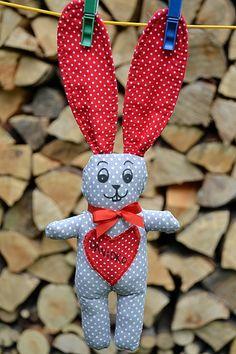 červeno-sivý zajac