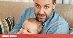"""Ο Γιαννιάς συγκινεί για τον γιο του: """"Μόλις βλέπω αυτό το πλασματάκι μου φεύγει η κούραση"""""""