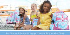 Pottery Barn Kids Backpacks & Luggage: 20% Off!