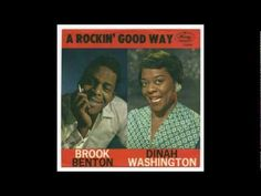 Brook Benton & Dinah Washington - Baby, You've Got What It Takes. Stereo remix