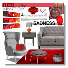 """Untitled #639"" by valentina1 ❤ liked on Polyvore featuring interior, interiors, interior design, hogar, home decor, interior decorating, ESPRIT, Blu Dot, Dorel Asia y Andrew Martin"